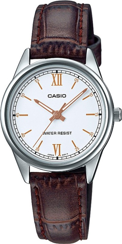 Casio A1682 Enticer Ladies Analog Watch - For Women
