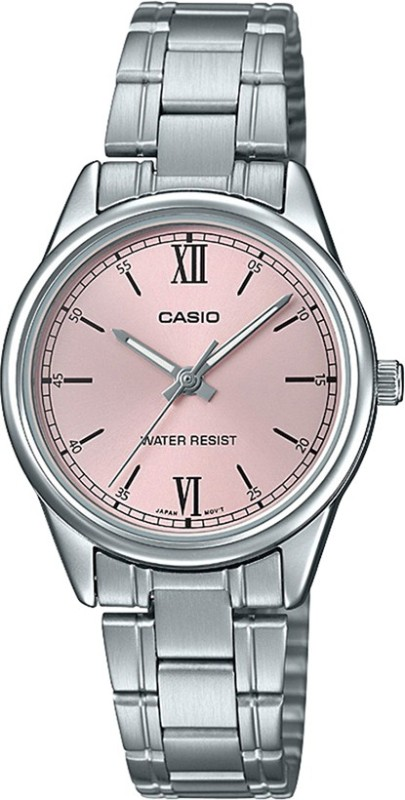 Casio A1678 Enticer Ladies Analog Watch - For Women