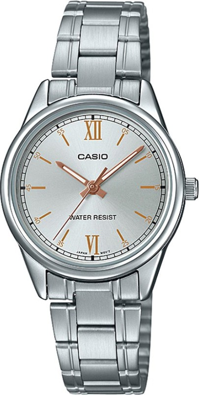 Casio A1679 Enticer Ladies Analog Watch - For Women
