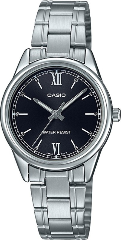 Casio A1675 Enticer Ladies Analog Watch - For Women