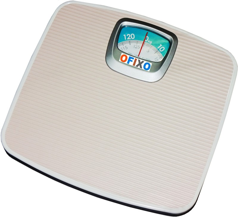 OFIXO weighing machine for human body weight Weighing Scale(Multicolor)