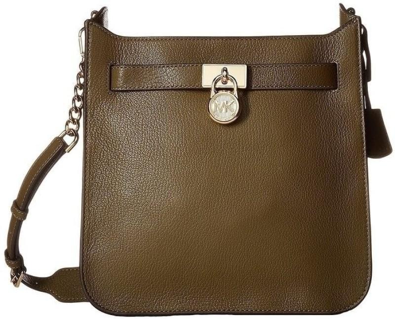 Michael Kors Women Green Shoulder Bag