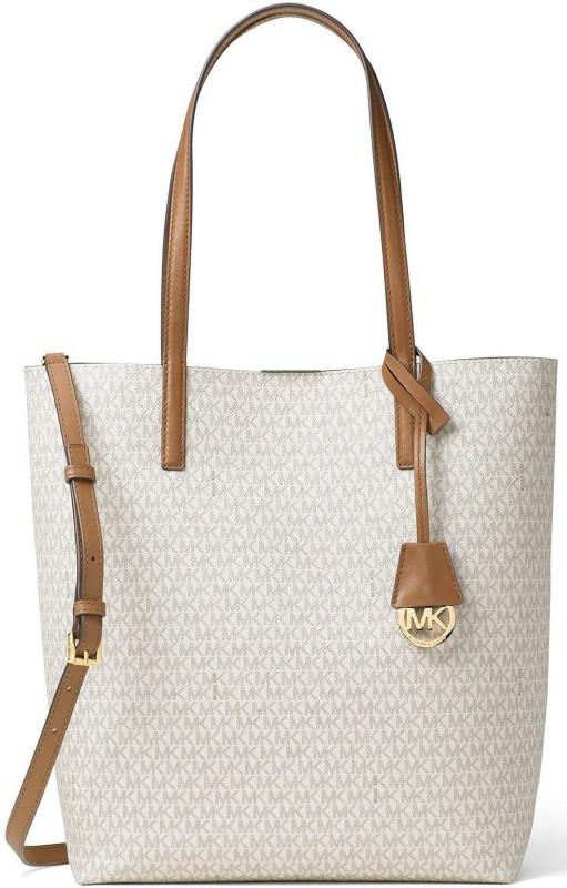 Michael Kors Women Beige Shoulder Bag