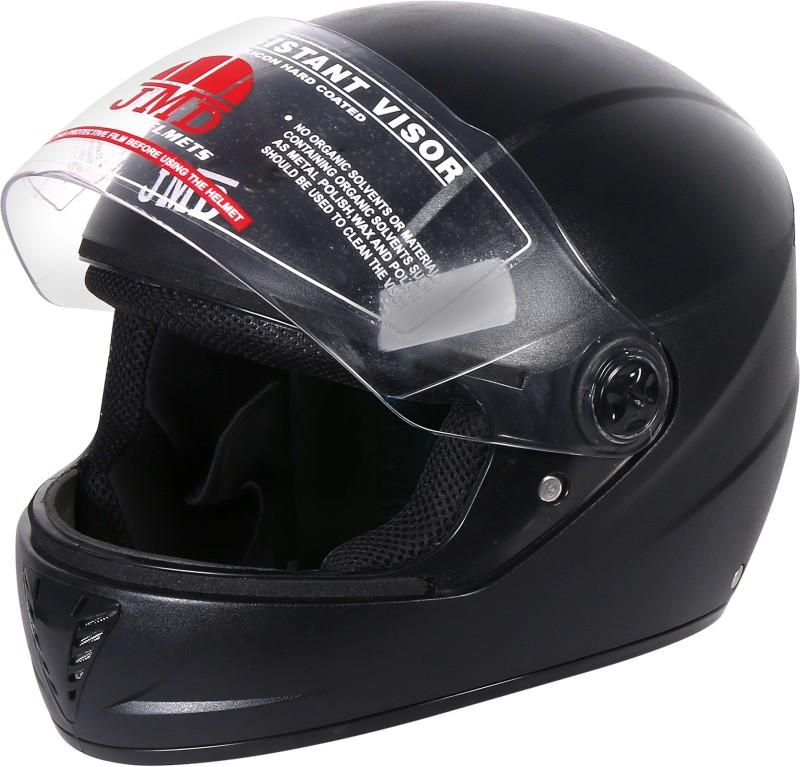 JMD ER FULL FACE (M-SIZE) Motorbike Helmet(Black)