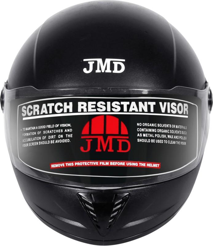 JMD TYLER FULL FACE HELMET Motorbike Helmet(Black)