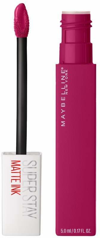 Maybelline York Super Stay Matte Ink Liquid Lipstick, 120 Artist, 5g(Maroon, 5 g)