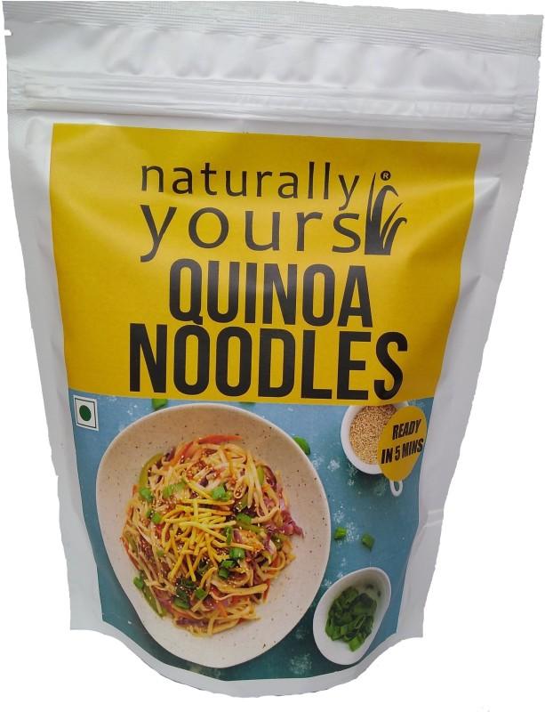 Naturally Yours Quinoa Noodles 180G Hakka Noodles Vegetarian(180 g)