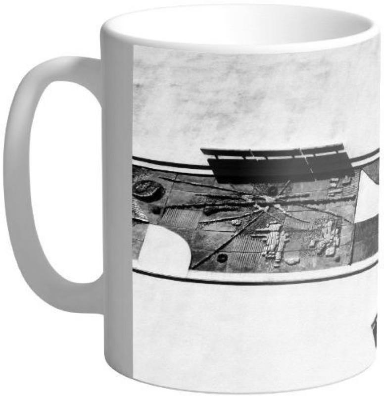 Arkist krakow abstract architecture wallpaper Ceramic Mug(340 ml)