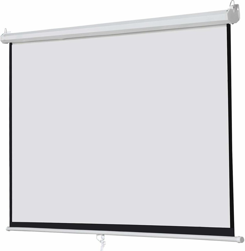 Royality Locking Projector/Simple Portable Projector Screen Projector Screen (Width 121.92 cm x 182.88 cm Height)