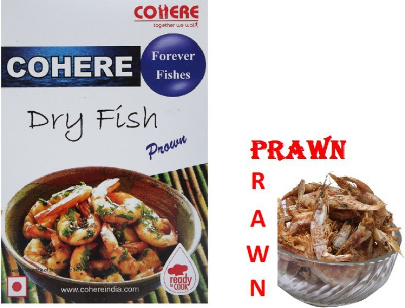 Cohere Dry Fish Prawn Slices(60 g Pack of 1)