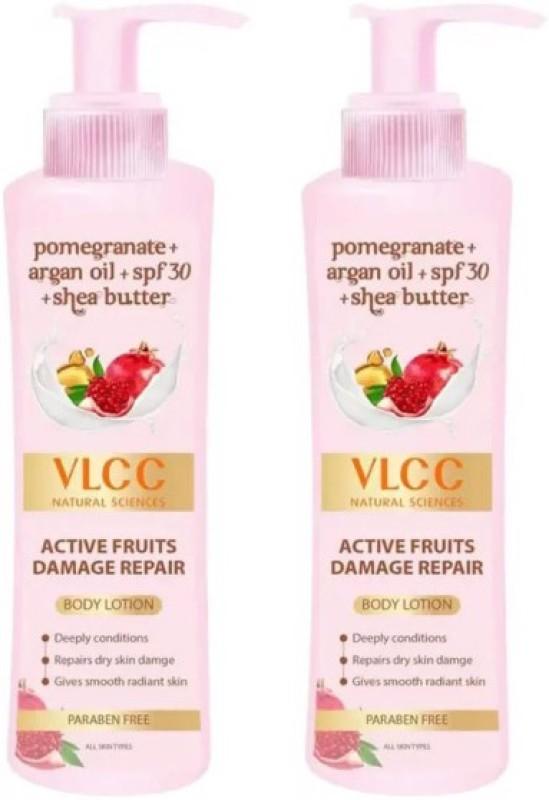 VLCC Active Fruits Damage Repair Body Lotion(800 ml)