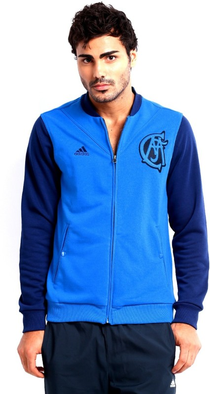ADIDAS Full Sleeve Solid Men Sweatshirt
