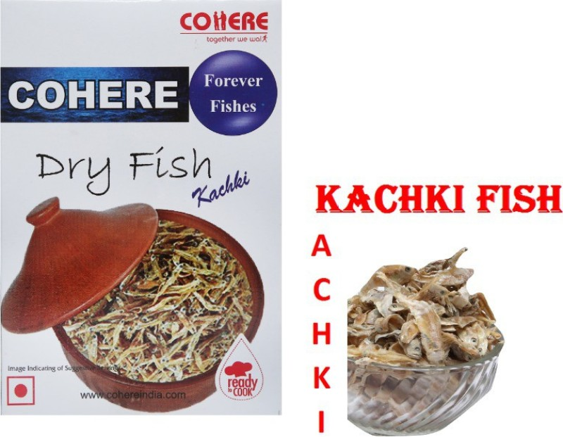 Cohere Kachki Fish Dry Fish Fish Clean(90 g Pack of 1)