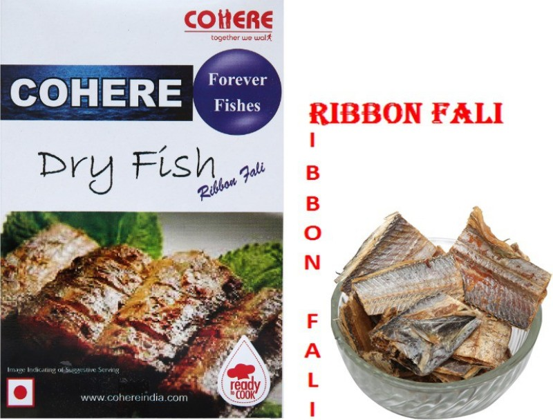 cohere Ribbon Fali Dry Fish Fish Slices(90 g Pack of 1)