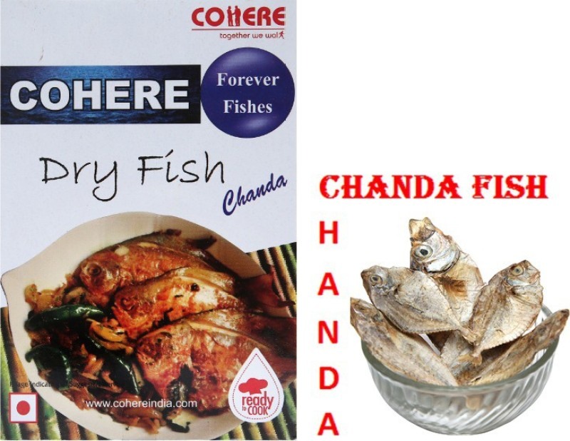 cohere Chanda Fish Dry Fish Fish Clean(90 g Pack of 1)
