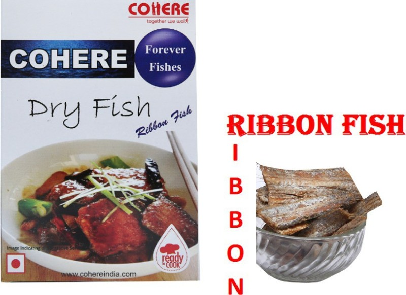 Cohere Ribbon Dry Fish Dry Fish Fish Slices(90 g Pack of 1)