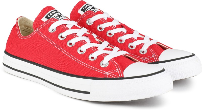 Converse Sneakers For Men(Red)
