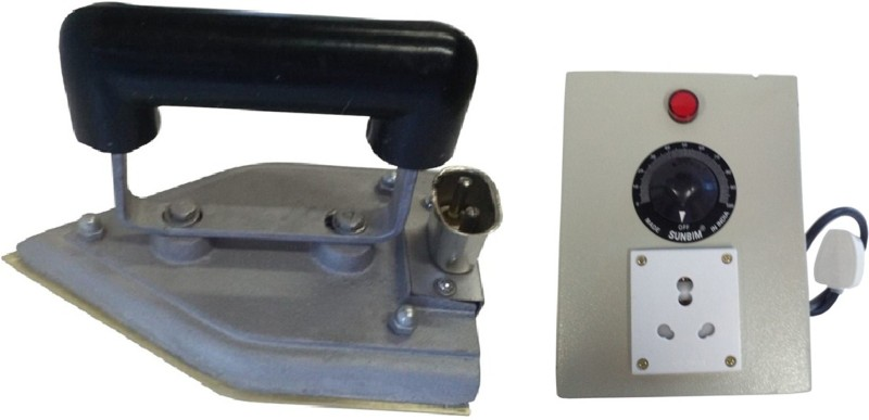 Seema LEIBP10P850CB 850 W Dry Iron(ALUMINIUM GREY)
