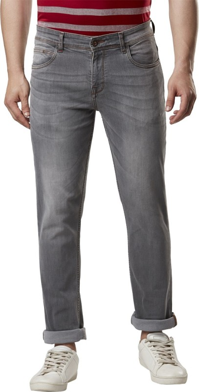 Raymond Slim Men Black Jeans