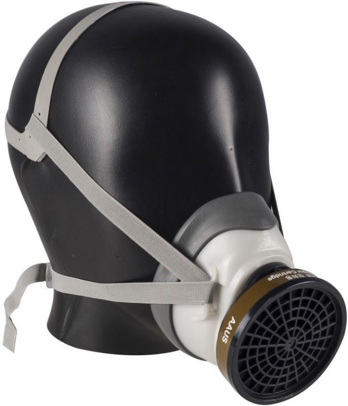 3M 1200 Half Facepiece Reusable Respirator 1N With cartridge Mask and Respirator