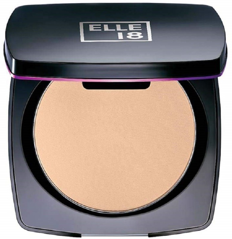 Elle 18 Lasting Glow Compact(Shell, 9 g)