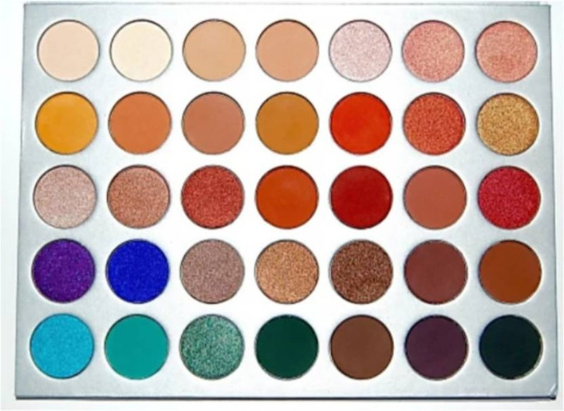 Easydeals EYESHADOW PALLETTE 70 g(MULTICOLOR)
