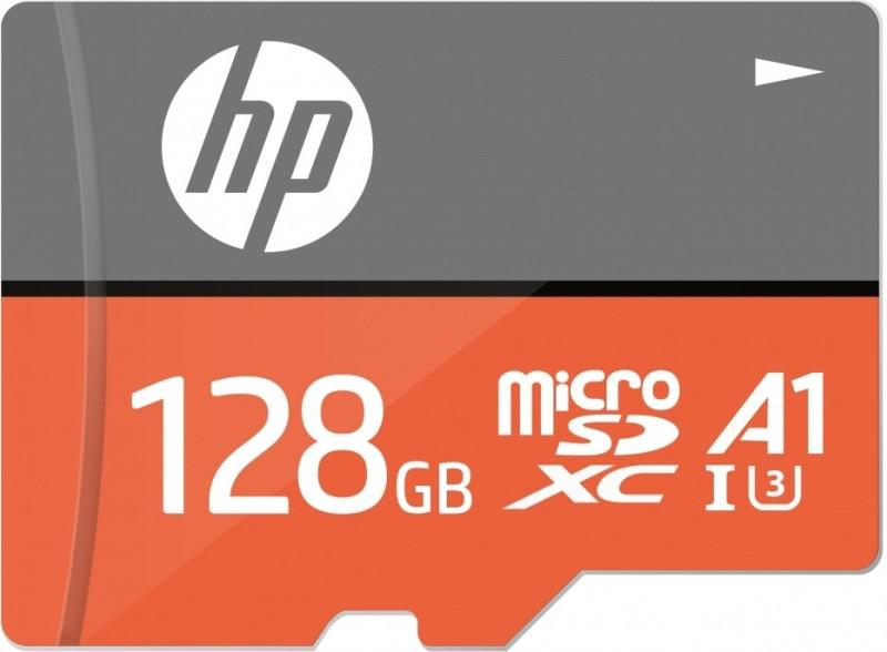 HP U3 A1 128 GB MicroSD Card Class 10 100 MB/s Memory Card