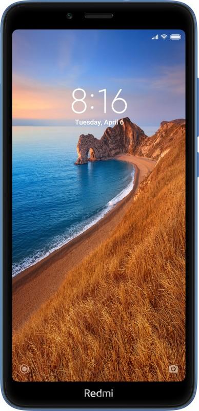 Redmi 7A (Matte Blue, 16 GB)(2 GB RAM)