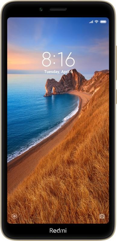 Redmi 7A (Matte Gold, 16 GB)(2 GB RAM)