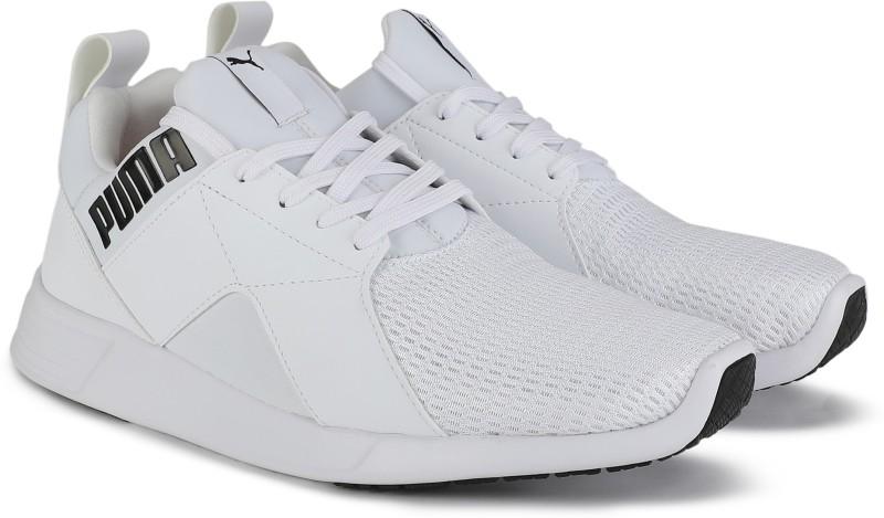 Puma Zod Runner NM IDP Running Shoes For Men(White)- Buy Online in ...