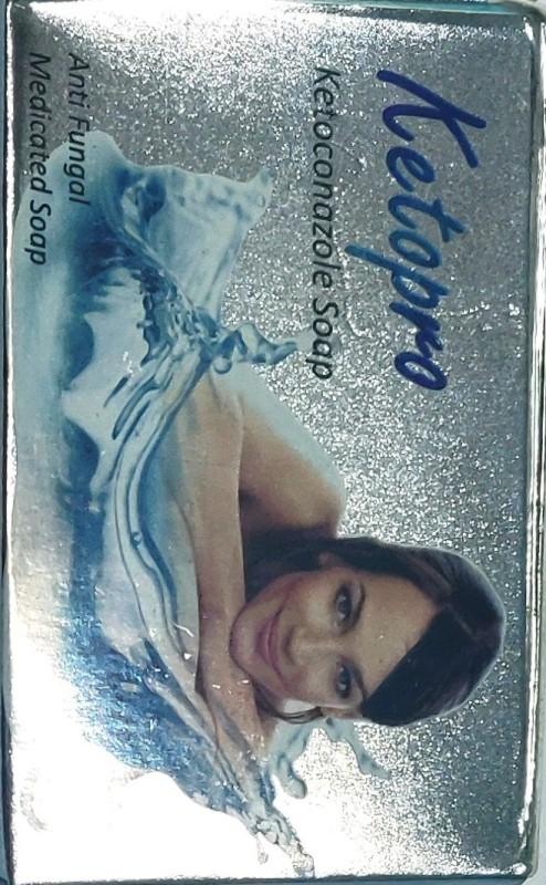 KETOPRO ketoconazole soap(4 x 75 g)