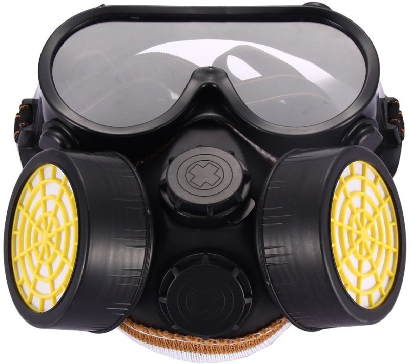 Zahuu Industrial Gas Chemical Anti-Dust Paint Respirator Mask PSAH-3484 Mask and Respirator