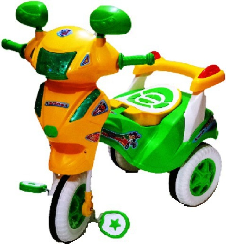 Remarkable Dash Star Activa Bike Scooter Tricycle With Music For Caraccident5 Cool Chair Designs And Ideas Caraccident5Info