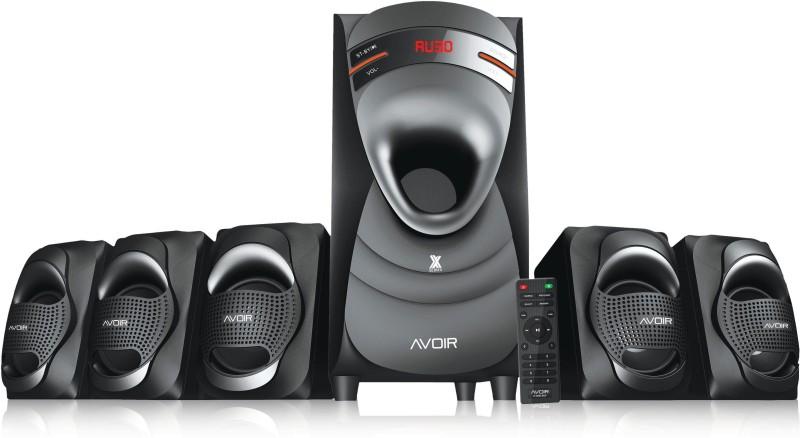 Intex IT-5060 SUFB 60 W Home Audio Speaker(Black, 5.1 Channel)