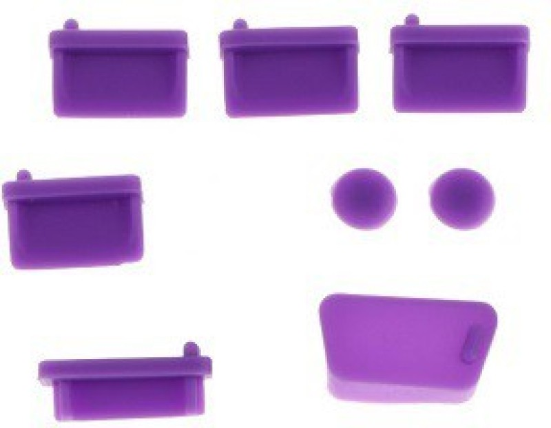 TechGear USB Purple Anti-dust Plug(Laptop, Tablet, Computer Pack of 1)