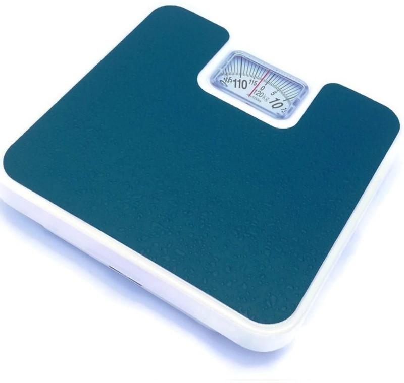 Ziork Analog Weight Machine Capacity 120 Kg Mechanical Analog 9811 Weighing Scale Weighing Scale(Multicolor)