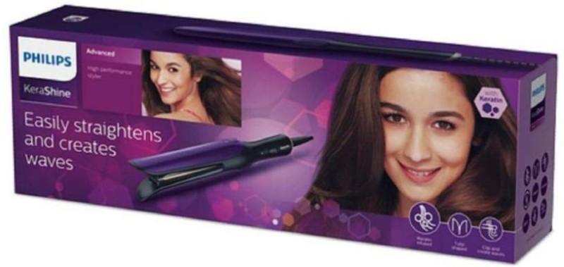 Philips bhh777 bhh777 Hair Straightener(Purple)