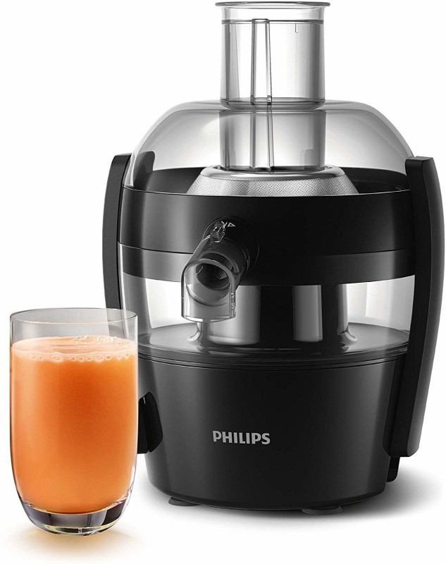 Philips (HR1832) WATT 700 Juicer(Black, 1 Jar)
