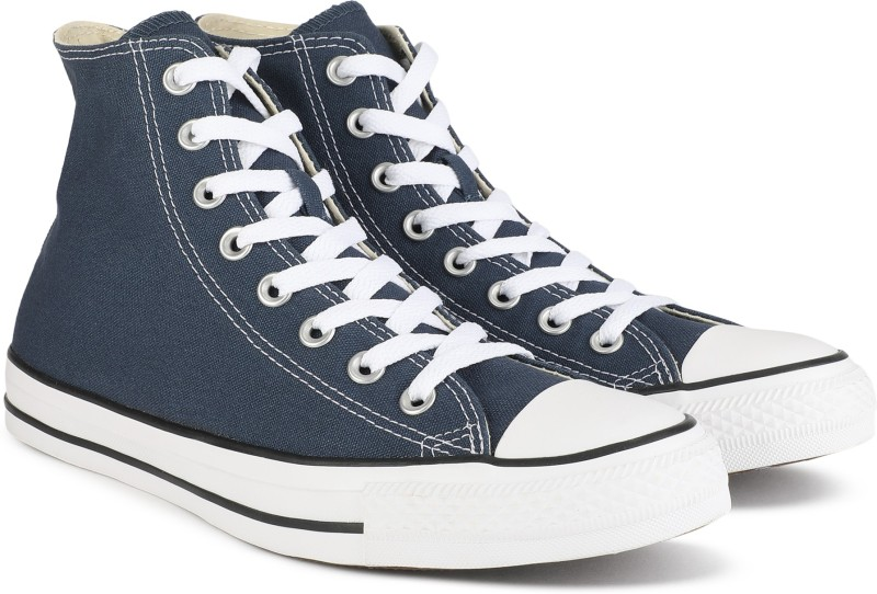 Converse High Tops For Men(Blue)