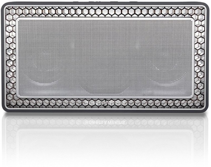 Bowers & Wilkins T7 Portable Bluetooth Speaker 24 W Bluetooth Speaker(Black, 4.1 Channel)