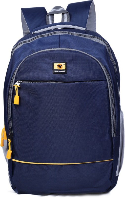 World Speed Bag 28 L Backpack(Blue)