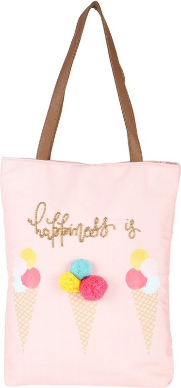People Women Pink Shoulder Bag