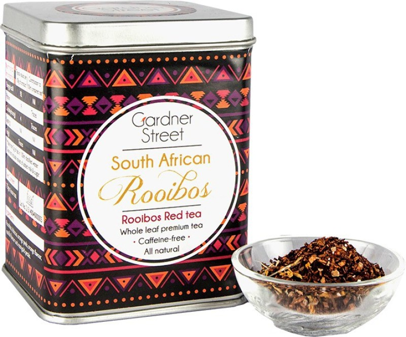 Gardner Street South African Rooibos Vanilla Herbal Infusion Tin(75 g)