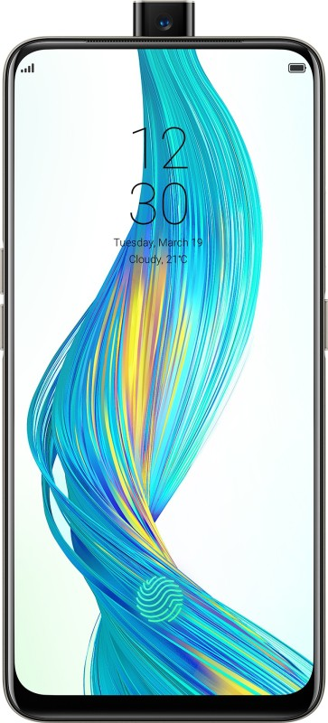 Realme X (Polar White, 128 GB)(8 GB RAM)