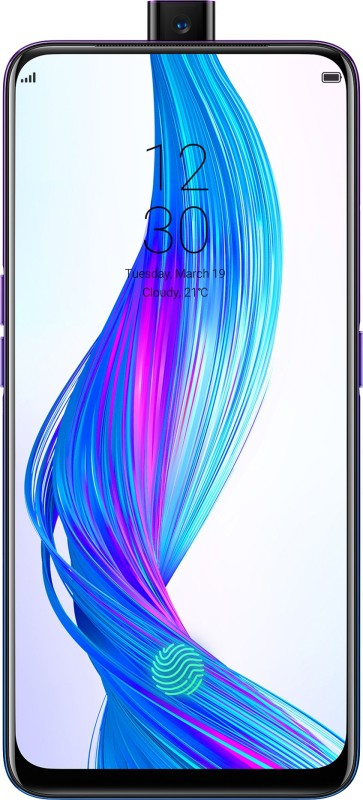 Realme X (Space Blue, 128 GB)(8 GB RAM)