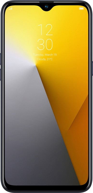 Realme 3i (Diamond Black, 32 GB)(3 GB RAM)