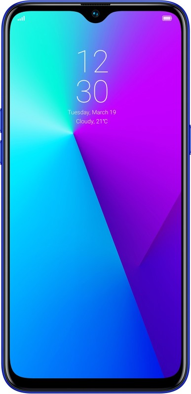 Realme 3i (Diamond Blue, 32 GB)(3 GB RAM)