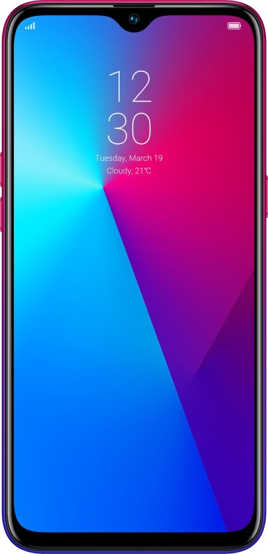 Realme 3i (Diamond Red, 64 GB)(4 GB RAM)