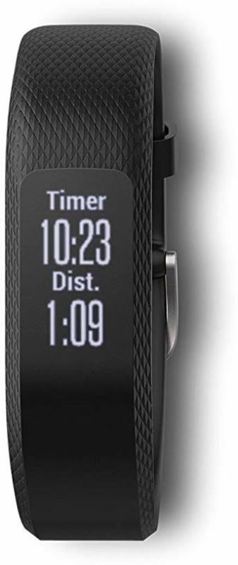Garmin smart watch(Black Strap, Size : Free Size)