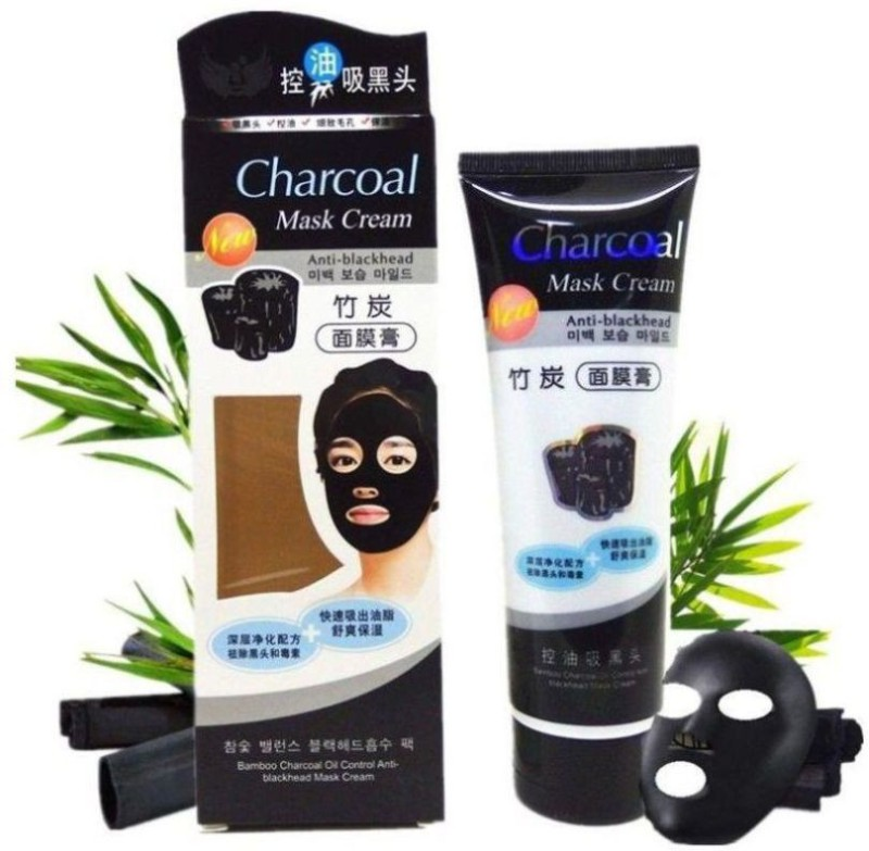 Charcoal Charcoal peel off mask Face Mask Cream Blackhead Removal�Pack of 1�(120 ml)
